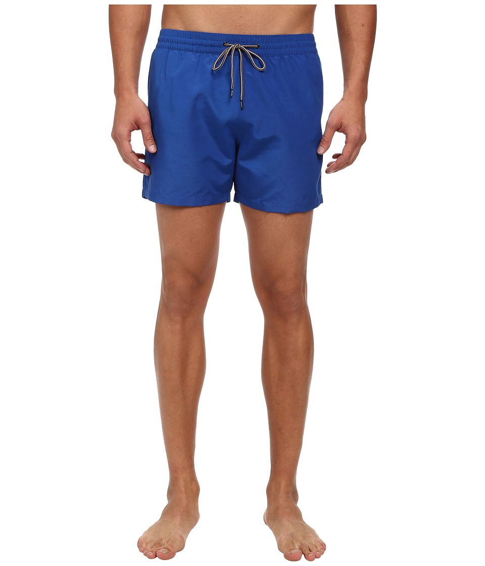 Paul Smith - Classic Swim Shorts (Blue) Men's Swimwear
