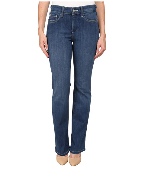 NYDJ Petite - Petite Billie Mini Bootcut in Elwood (Elwood) Women's Jeans