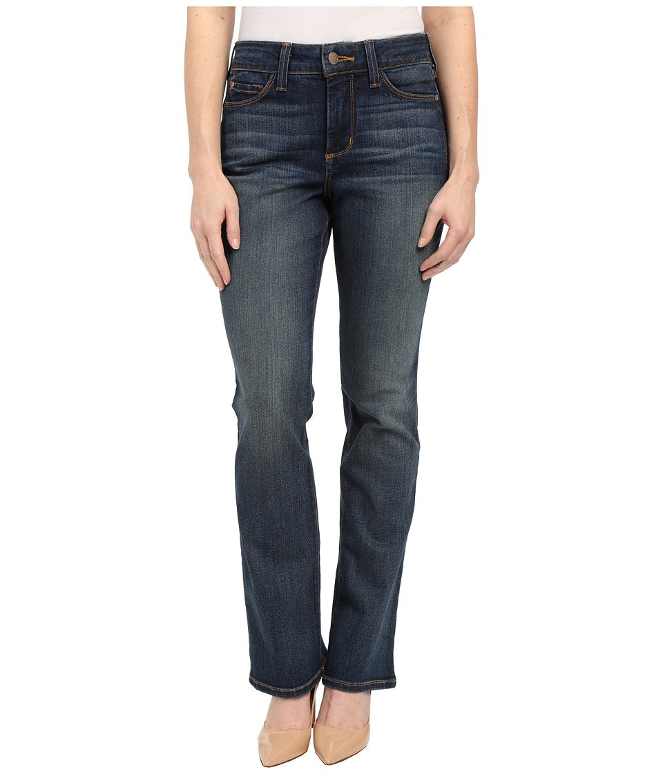 NYDJ Petite - Petite Billie Mini Bootcut in Oak Hill (Oak Hill) Women's Jeans