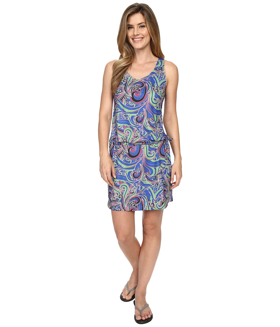 Skirt Sports - Cobana Dress (Free Love Print) Women's Dress