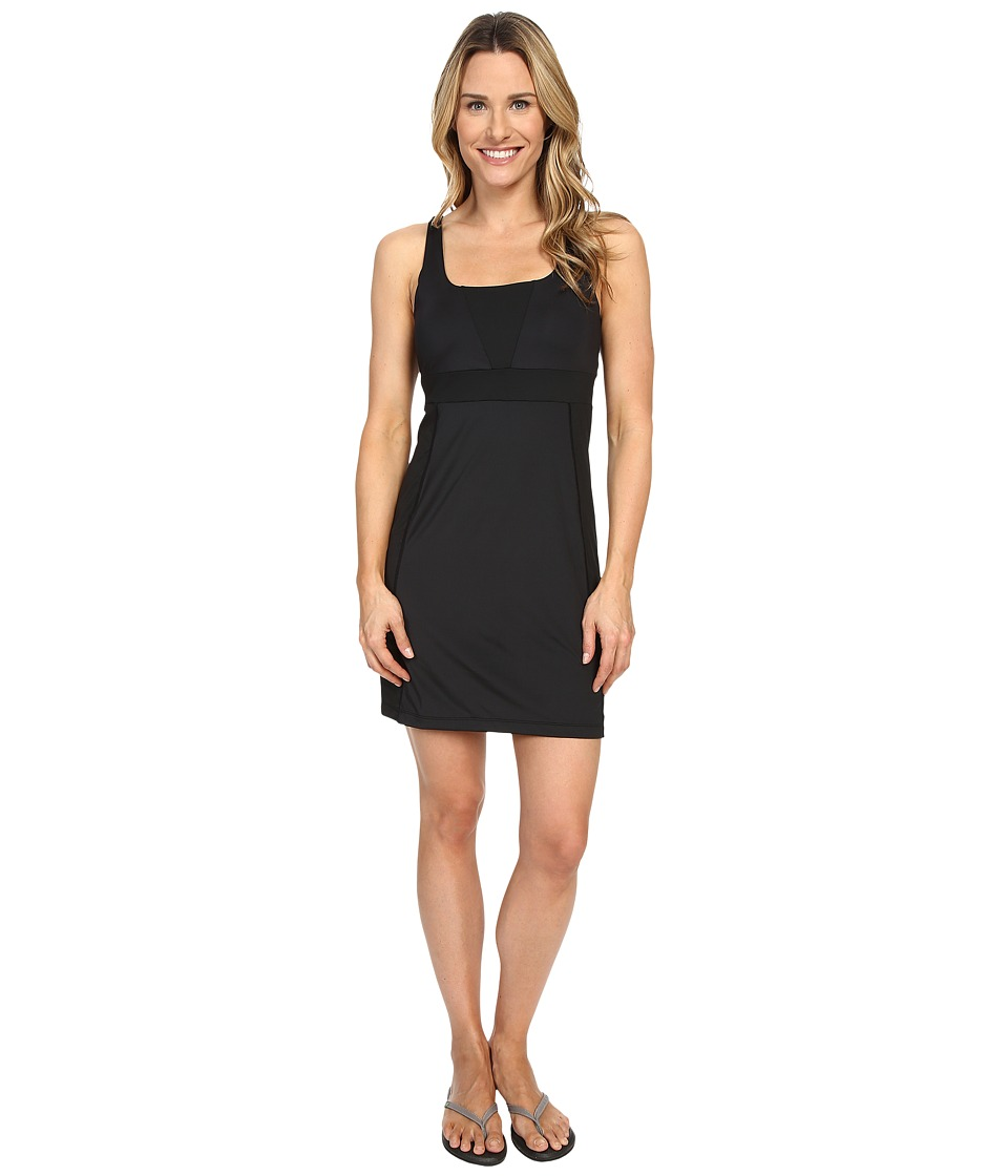 Skirt Sports - Electric Dress (Black) Women's Dress