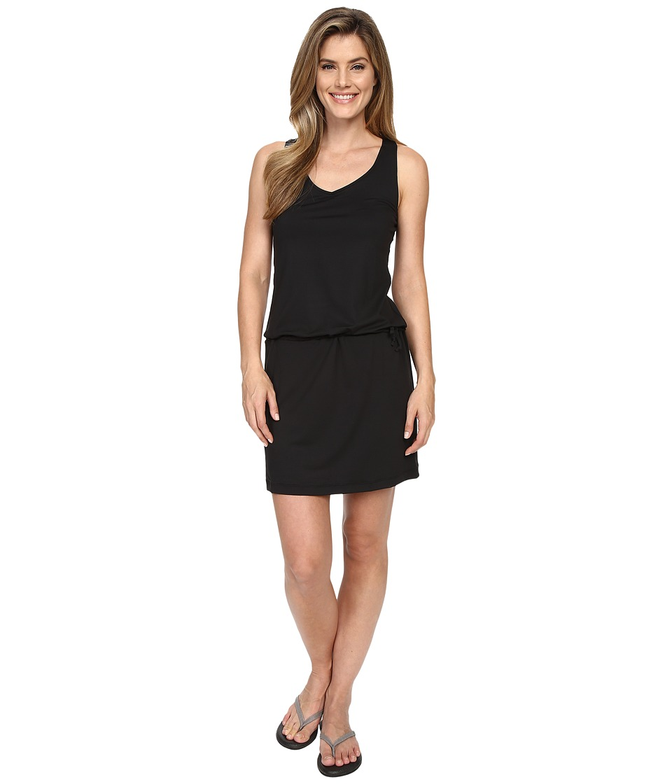 Skirt Sports - Cobana Dress (Black) Women's Dress