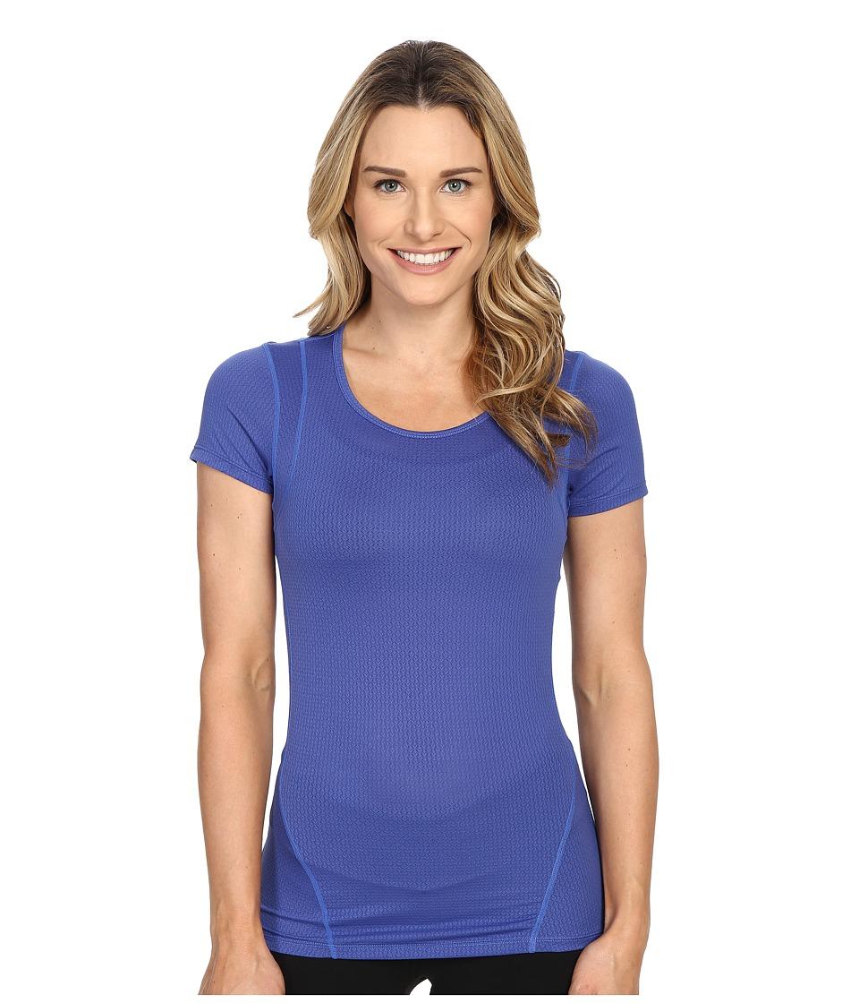 Skirt Sports - Circuit Tee (Marine) Women's T Shirt