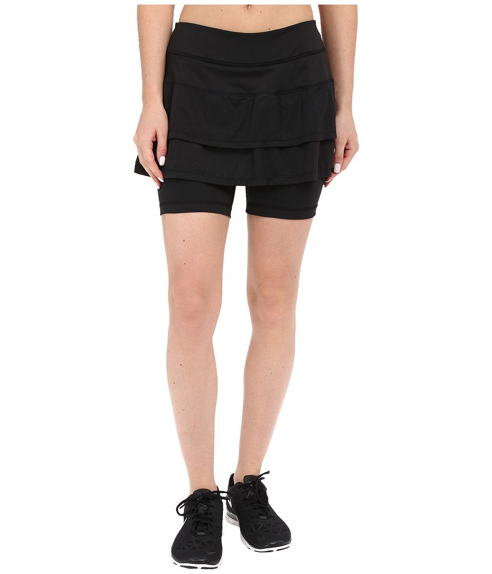 Skirt Sports - Cascade Skirt (Black) Women's Skort