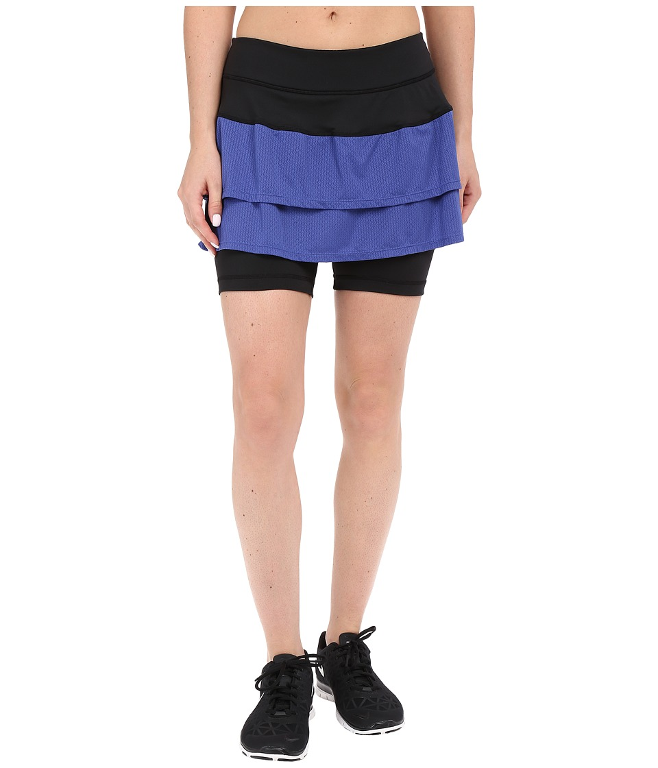 Skirt Sports - Cascade Skirt (Marine) Women's Skort