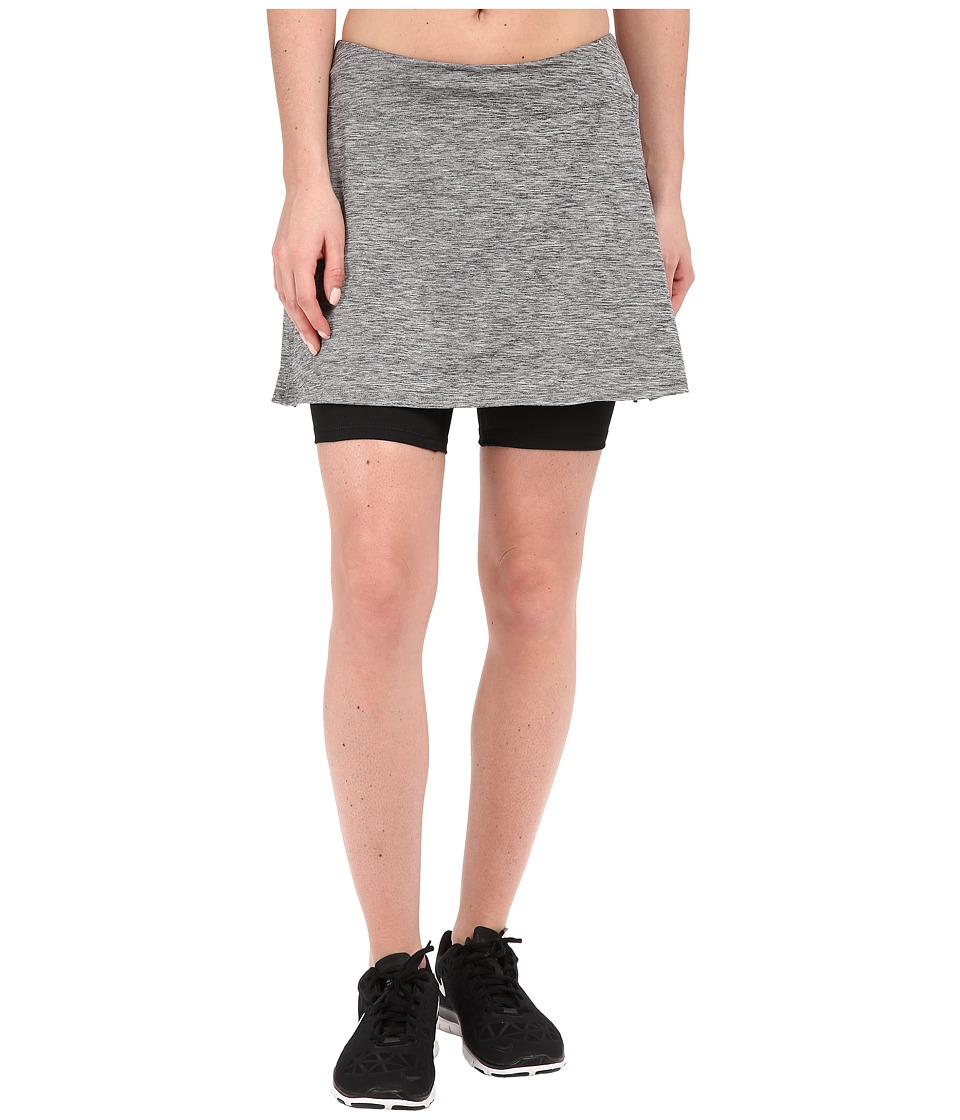 Skirt Sports - Gym Girl Ultra (Grey Stardust) Women's Skort