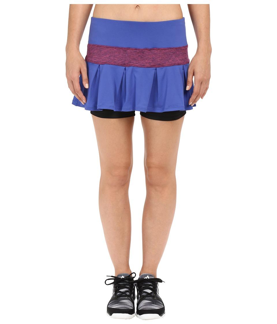 Skirt Sports - Lioness Skirt (Marine/Razz Stardust) Women's Skort