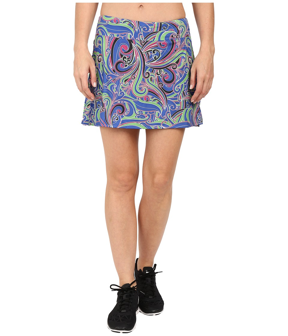 Skirt Sports - Gym Girl Ultra (Free Love Print) Women's Skort