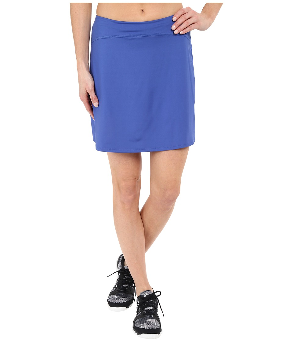 Skirt Sports - Happy Girl Skirt (Marine) Women's Skort