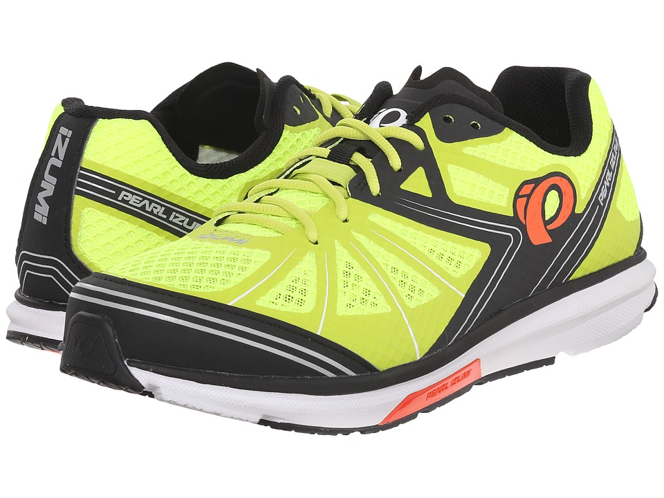 Pearl Izumi - X-Road Fuel IV (Lime Punch) Men's Cycling Shoes