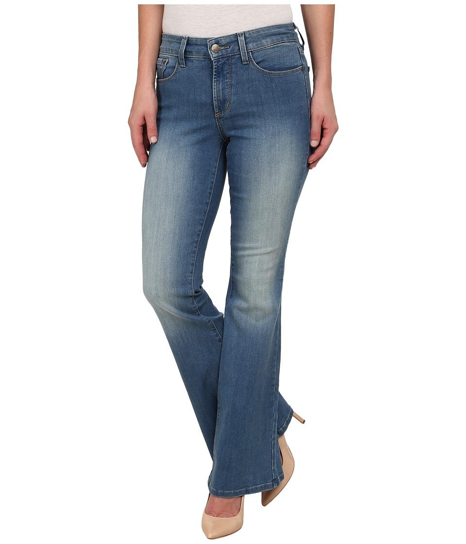 NYDJ Petite - Petite Farrah Flare in Upper Falls (Upper Falls) Women's Jeans