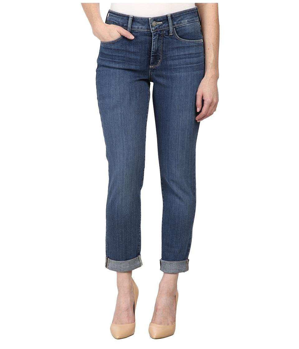 NYDJ Petite - Petite Sylvia Relaxed Boyfriend in Heyburn (Heyburn) Women's Jeans