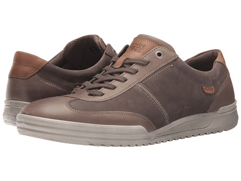 ECCO - Fraser (Warm Grey) Men's Shoes