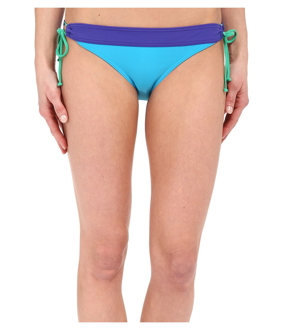 Prana - Saba Bottom (Vivid Blue) Women's Swimwear