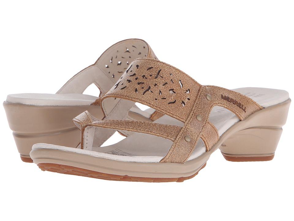 Merrell - Veranda Eve Ribbon (Oat Straw) Women's Shoes