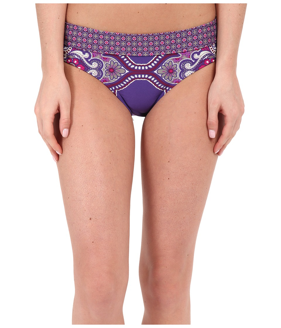 Prana - Ramba Bottom (Dusted Peri Jasmine) Women's Swimwear