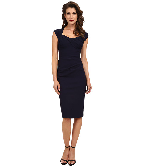 Stop Staring! - Love Dress (Navy Blue) Women's Dress