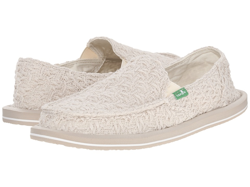 Sanuk Donna Knit Stitch (Natural) Women