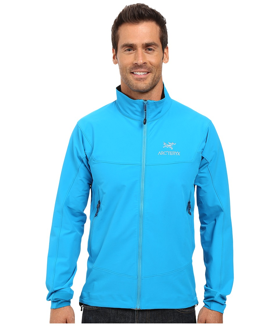 Arc'teryx - Gamma LT Jacket (Adriatic Blue) Men's Coat