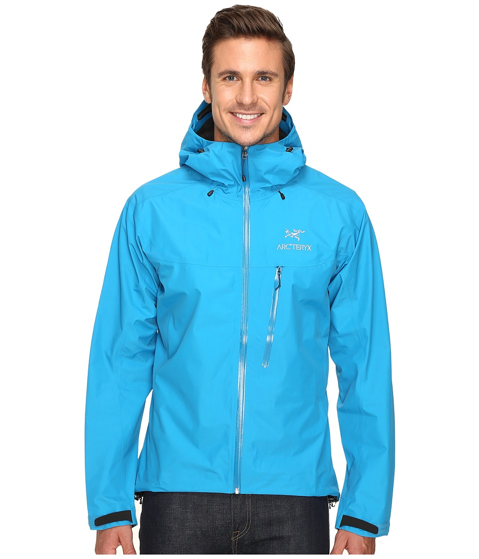 Arc'teryx - Alpha SL Jacket (Adriatic Blue) Men's Coat
