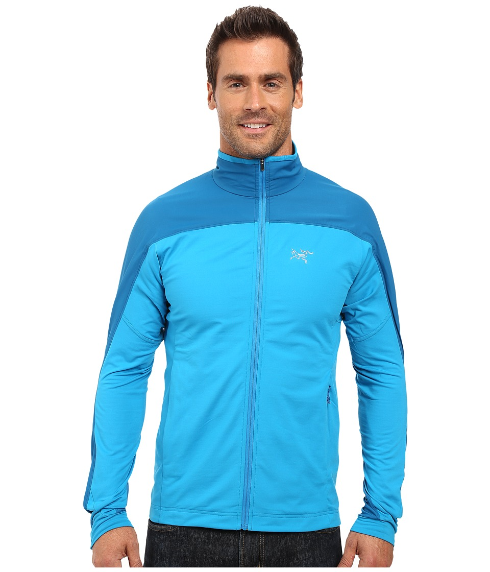 Arc'teryx - Stradium Jacket (Adriatic Blue) Men's Coat