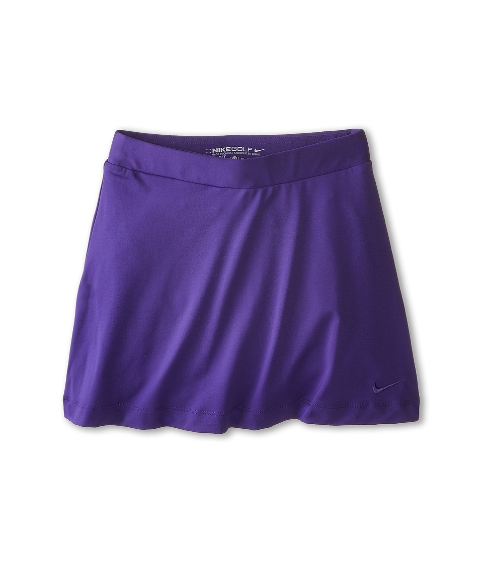 Nike Kids - Dri-Fit Skort (Little Kids/Big Kids) (Court Purple/Court Purple) Girl's Skirt