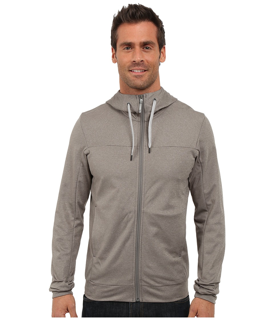Arc'teryx - Slocan Hoodie (Brushed Nickel) Men's Sweatshirt