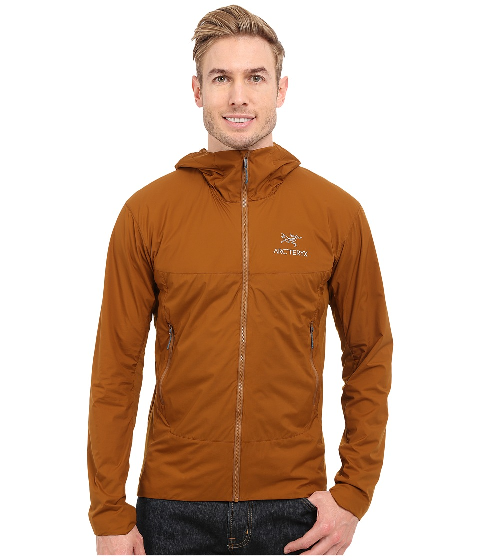 Arc'teryx - Atom SL Hoodie (Bourbon) Men's Sweatshirt