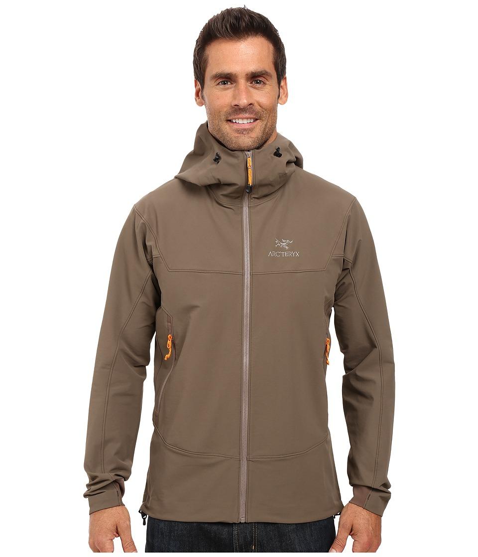 Arc'teryx - Gamma LT Hoodie (Basalt) Men's Sweatshirt