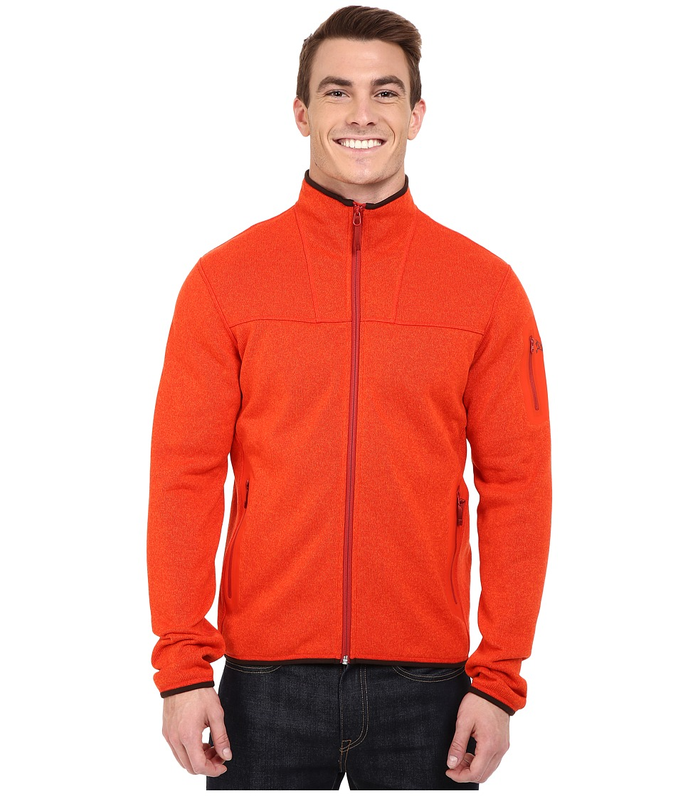 Arc'teryx - Covert Cardigan (Rojo) Men's Coat