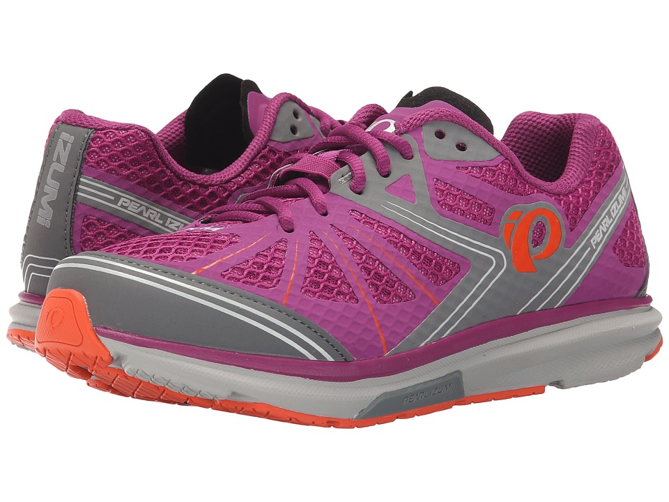Pearl Izumi X-Road Fuel IV (Purple Wine/Shadow Grey) Women