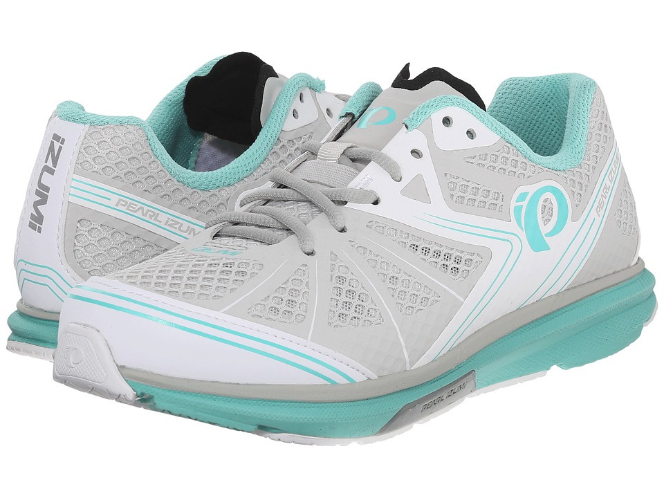Pearl Izumi - X-Road Fuel IV (Aqua Mint) Women's Cycling Shoes