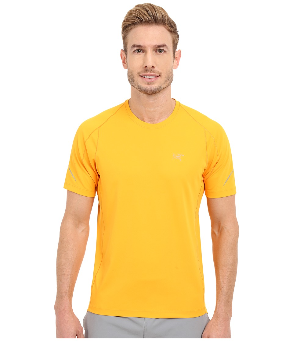 Arc'teryx - Accelerator Short Sleeve (Wulfenite) Men's Clothing