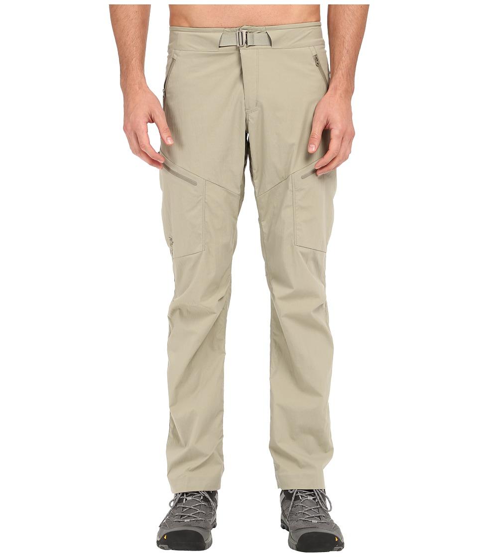 Arc'teryx - Palisade Pants (Angkor Grey) Men's Casual Pants