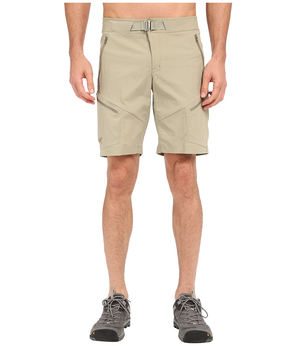 Arc'teryx - Palisade Shorts (Angkor Grey) Men's Shorts