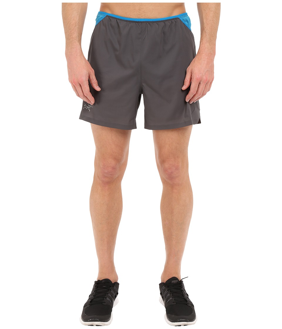 Arc'teryx - Soleus Shorts (Iron Anvil) Men's Shorts