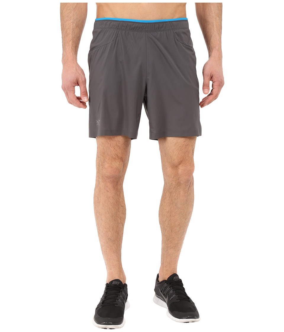 Arc'teryx - Adan Shorts (Iron Anvil) Men's Shorts