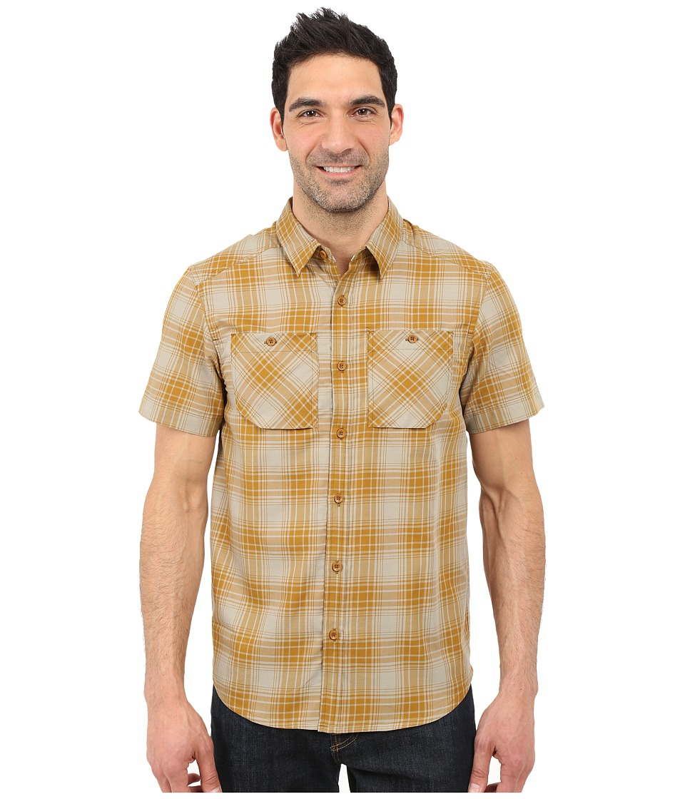 Arc'teryx - Tranzat S/S Shirt (Tamarind) Men's Short Sleeve Button Up