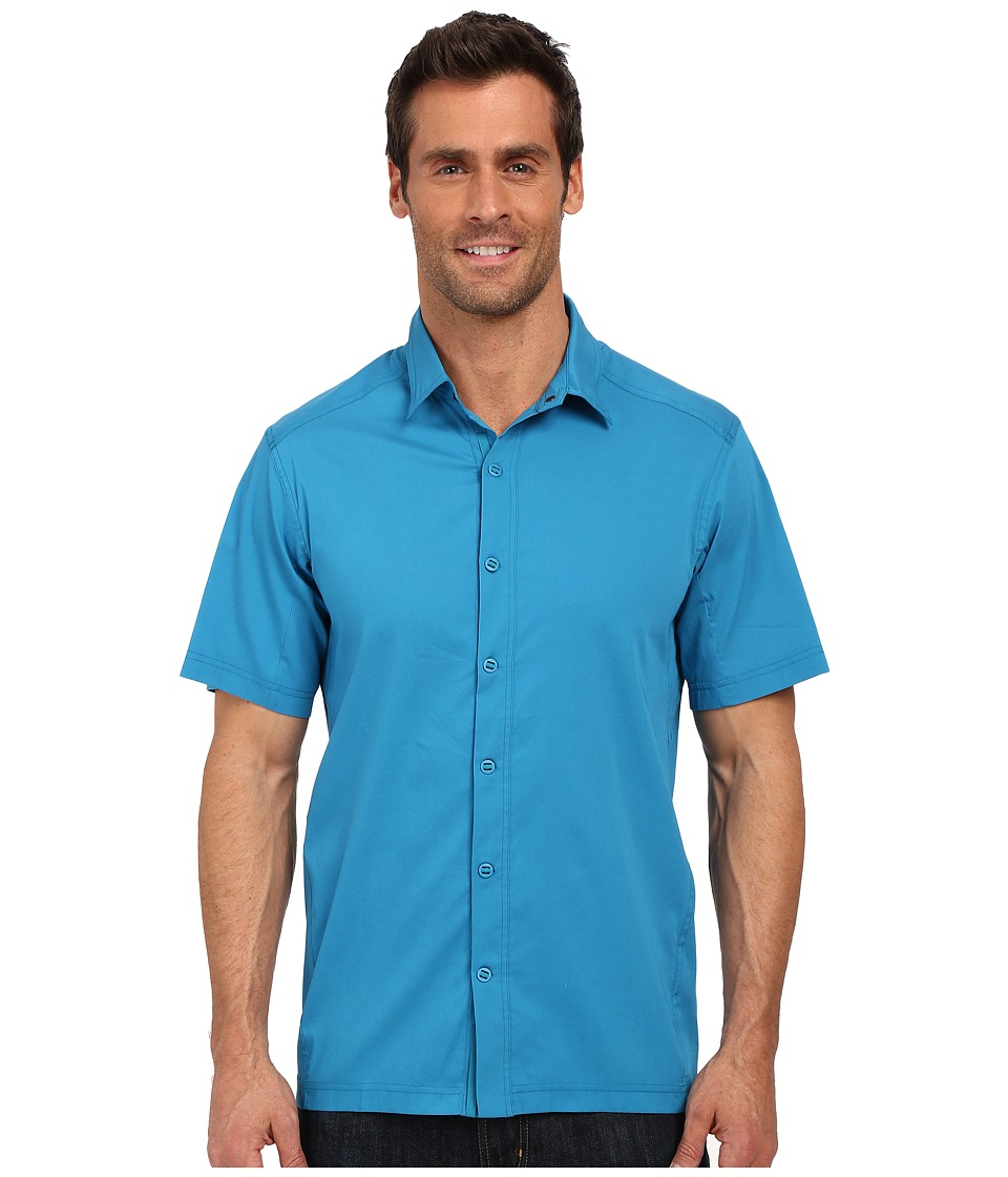 Arc'teryx - Transept SS Shirt (Bali) Men's Short Sleeve Button Up