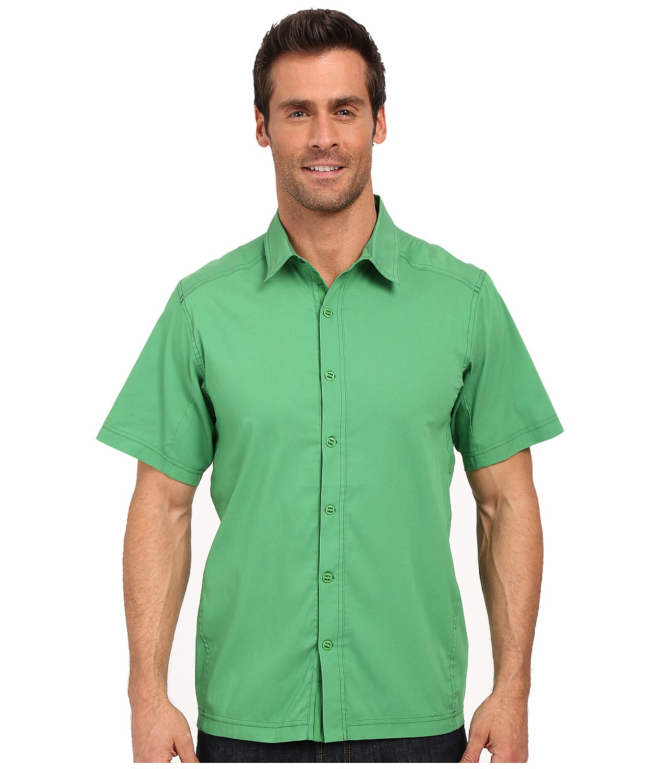 Arc'teryx - Transept SS Shirt (Khasi) Men's Short Sleeve Button Up