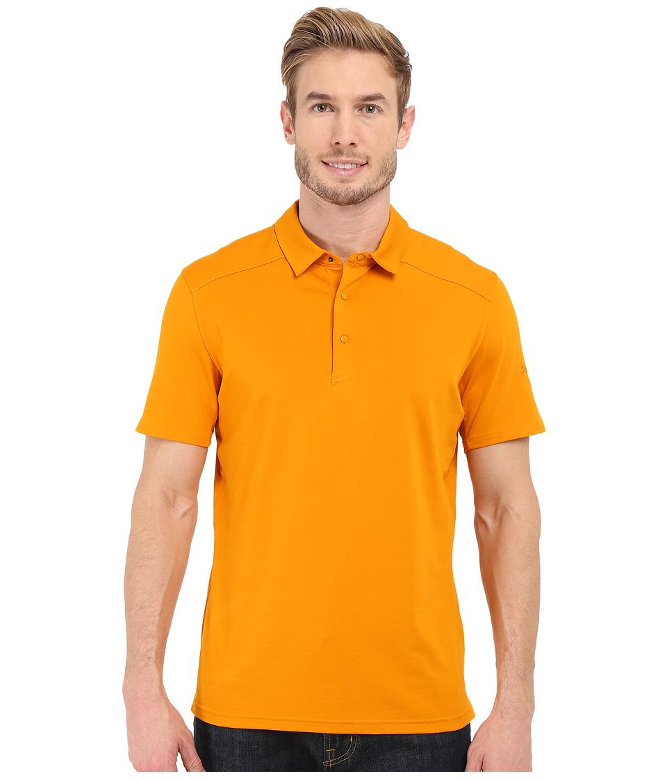 Arc'teryx - Chilco Short Sleeve Polo (Aspen) Men's Short Sleeve Pullover