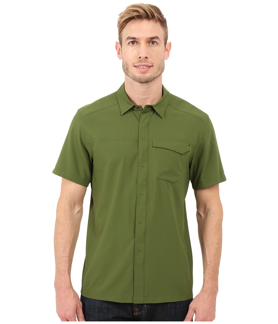 Arc'teryx - Skyline SS Shirt (Boreal) Men's Short Sleeve Button Up