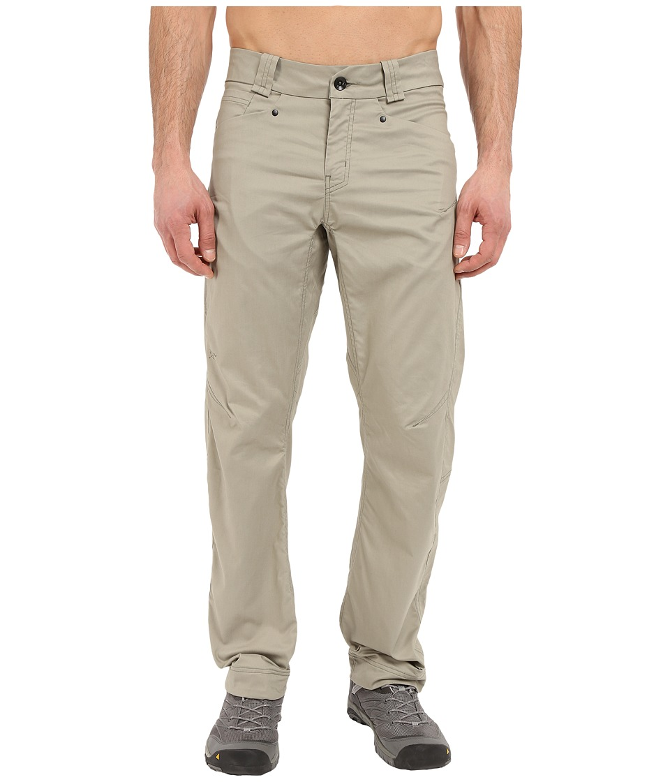 Arc'teryx - A2B Commuter Pant (Light Carbide) Men's Casual Pants