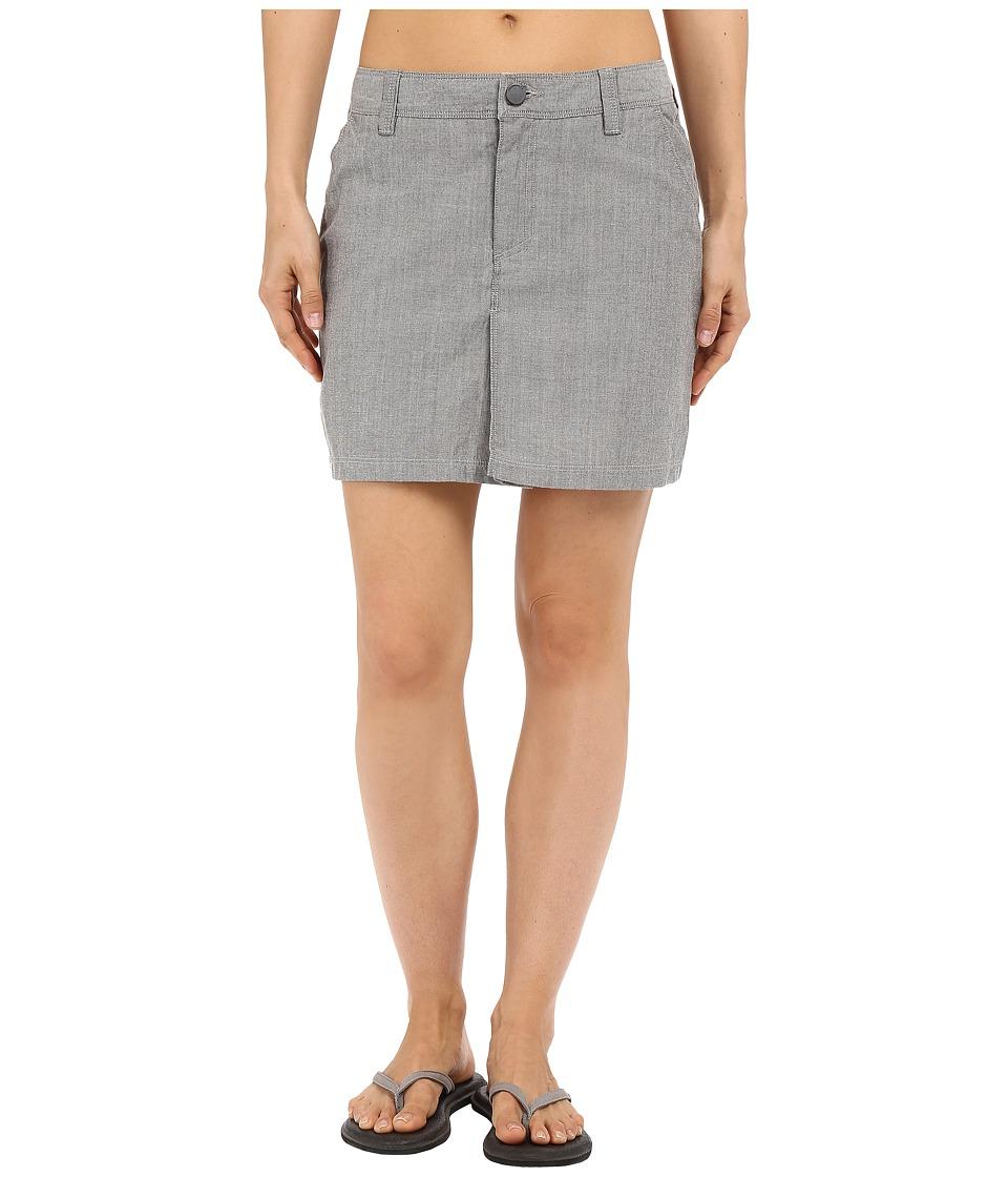 Icebreaker - Destiny Skirt (Jet Heather) Women's Skirt
