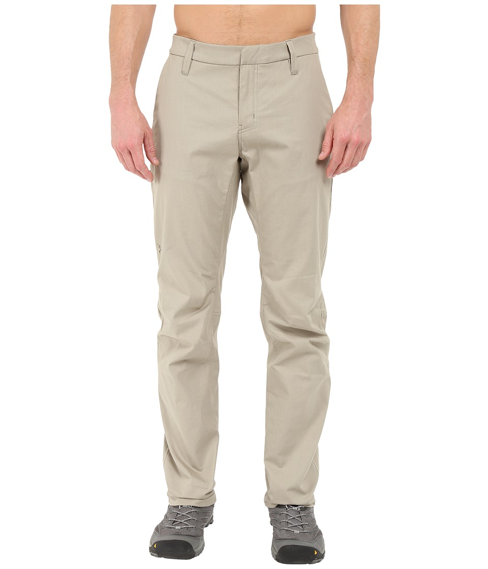 Arc'teryx - A2B Chino Pant (Light Carbide) Men's Casual Pants