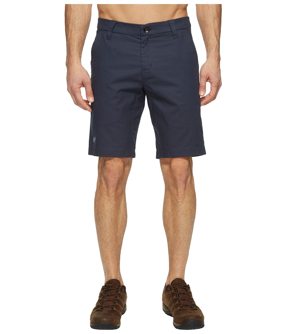 Arc'teryx - Atlin Chino Shorts (Admiral) Men's Shorts