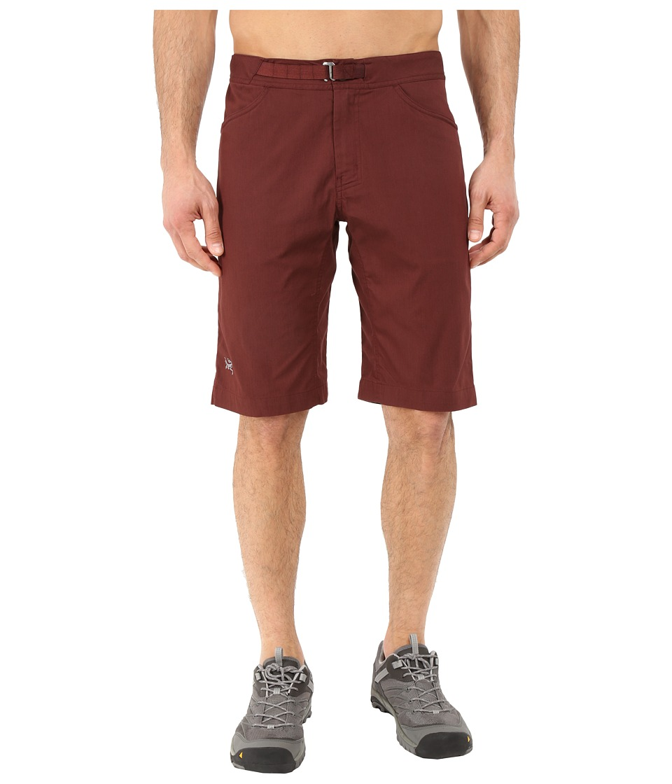 Arc'teryx - Pemberton Shorts (Redwood) Men's Shorts