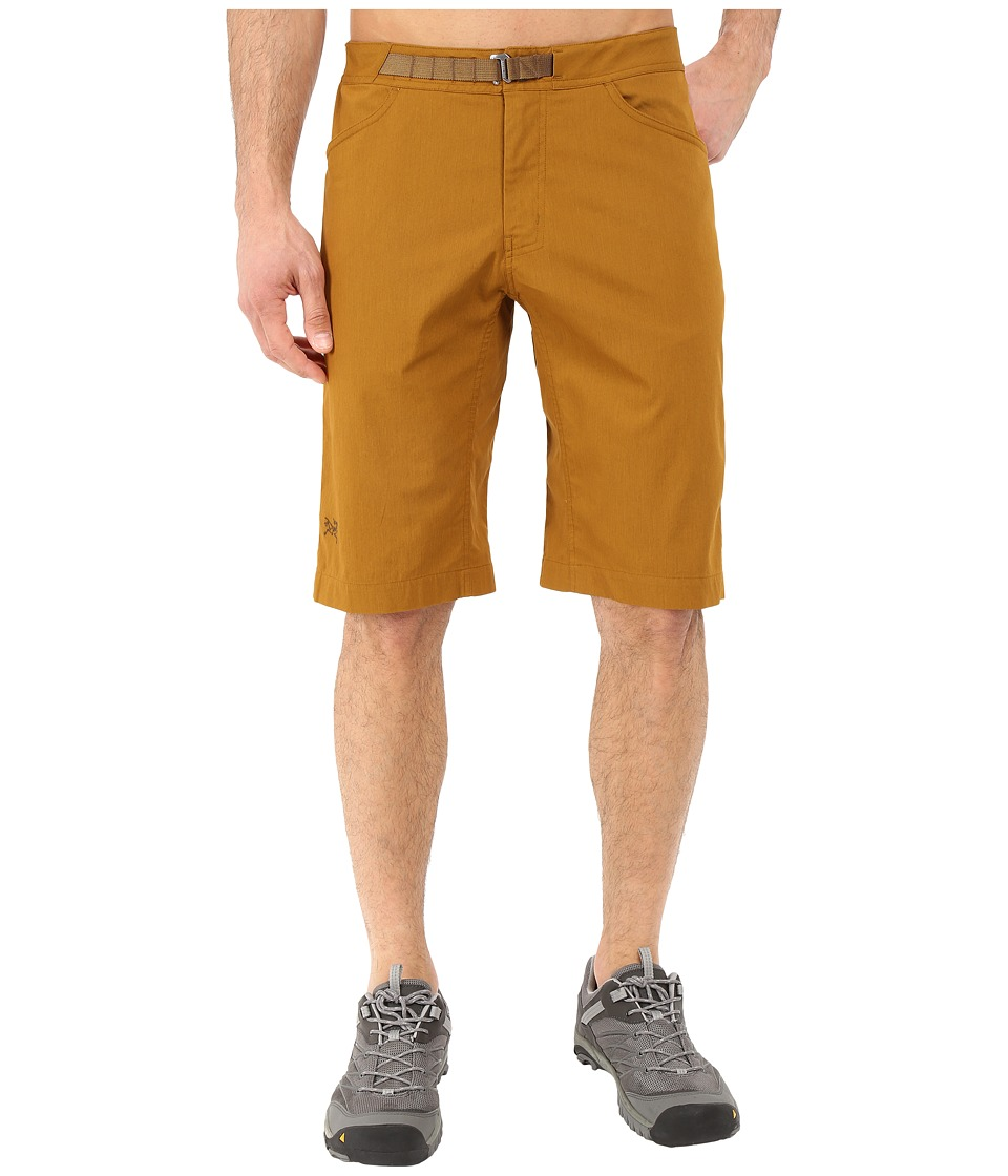 Arc'teryx - Pemberton Shorts (Tamarind) Men's Shorts