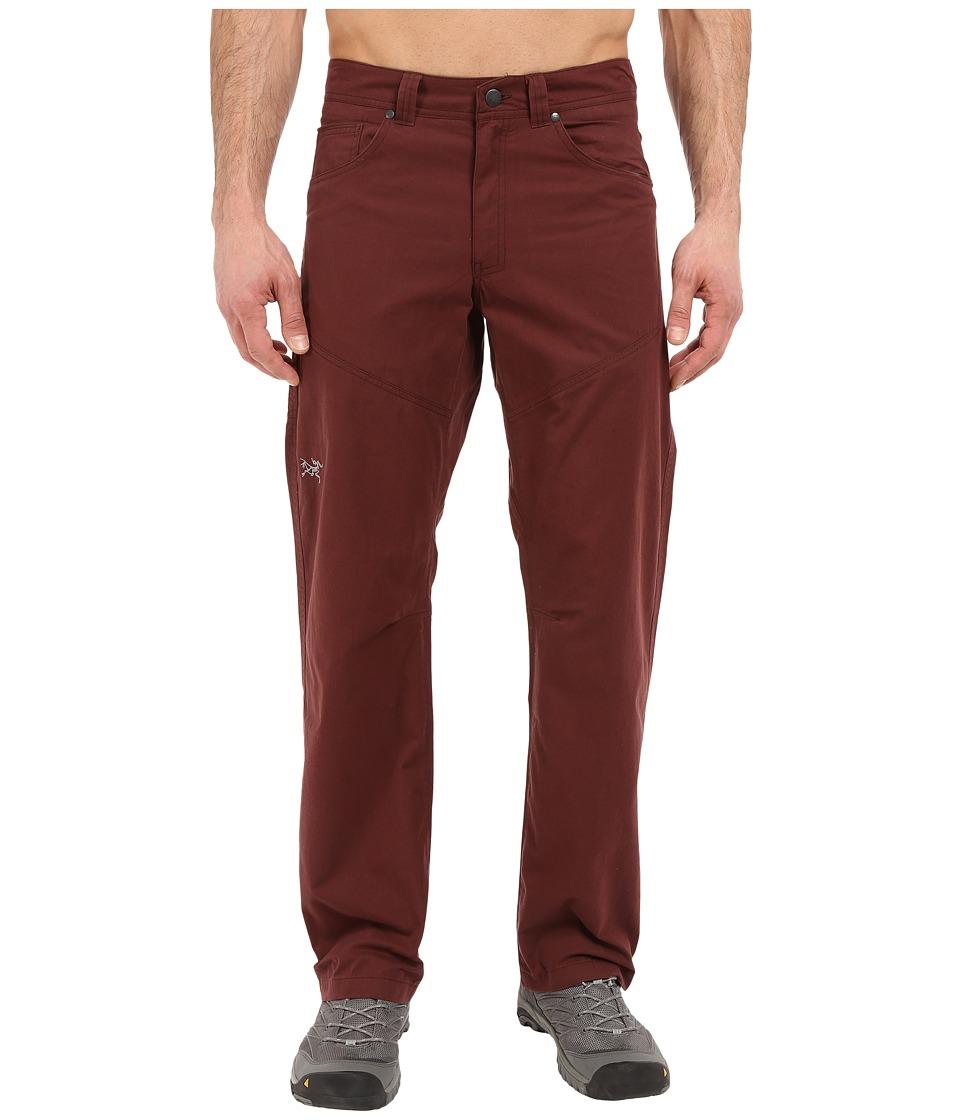 Arc'teryx - Bastion Pant (Redwood) Men's Casual Pants