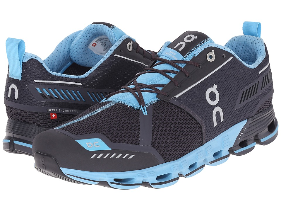 On - Cloudflyer (Iron/Sky) Men's Shoes